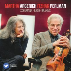 Sonate n°4 en ut min BWV 1017 : Sicilienne - version pour violon et piano - Itzhak Perlman