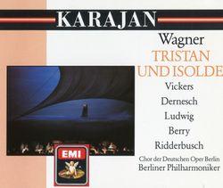 Tristan et Isolde WWV 90 : Lausch Geliebter (Acte II Sc 2) Isolde Tristan - HELGA DERNESCH