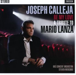 Be my love (Sois mon amour) - JOSEPH CALLEJA