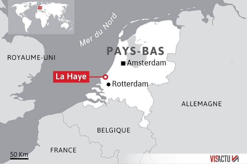 Pays-Bas : attaque au couteau à La Haye, des blessés
