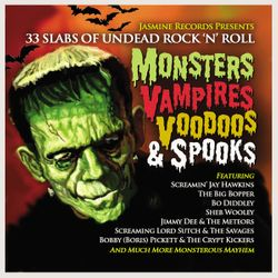 Frankenstein rock - EDDIE THOMAS