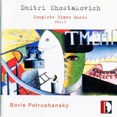 BORIS PETRUSHANSKY sur France Musique