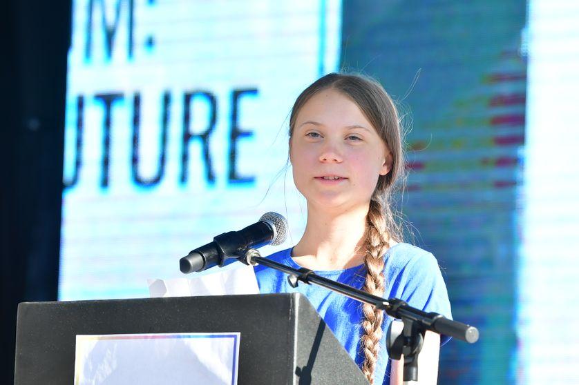 Greta Thunberg : une adolescente pour incarner la jeunesse écologiste.
