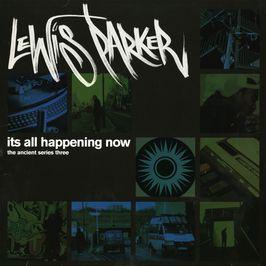 """Pochette de l'album """"It's all happening now (The ancients series three)"""" par Lewis Parker"""