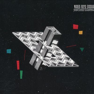"Pochette de l'album ""Displaced Diaspora"" par Moses Boyd"