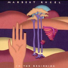 "Pochette de l'album ""In the beginning"" par Marbert Rocel"