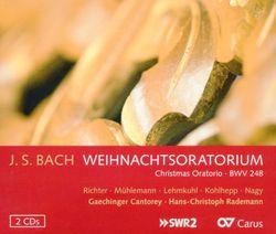 Oratorio de Noël BWV 248  : Herrscher des Himmels (3ème partie) Choeur