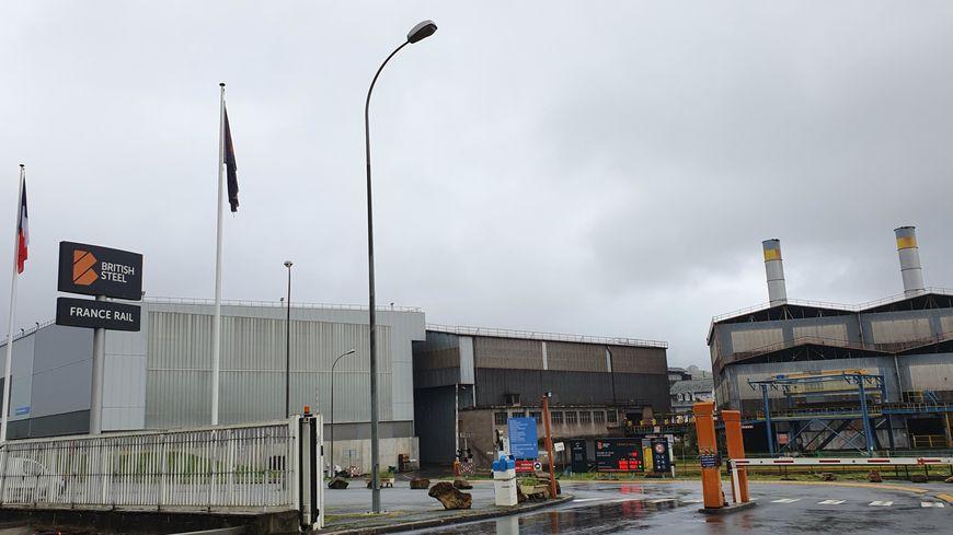 L'usine British Steel d'Hayange