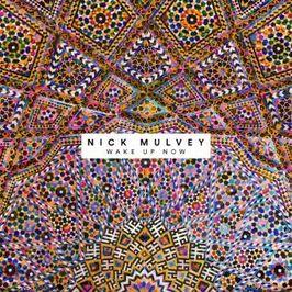 """Pochette de l'album """"Wake up now"""" par Nick Mulvey"""