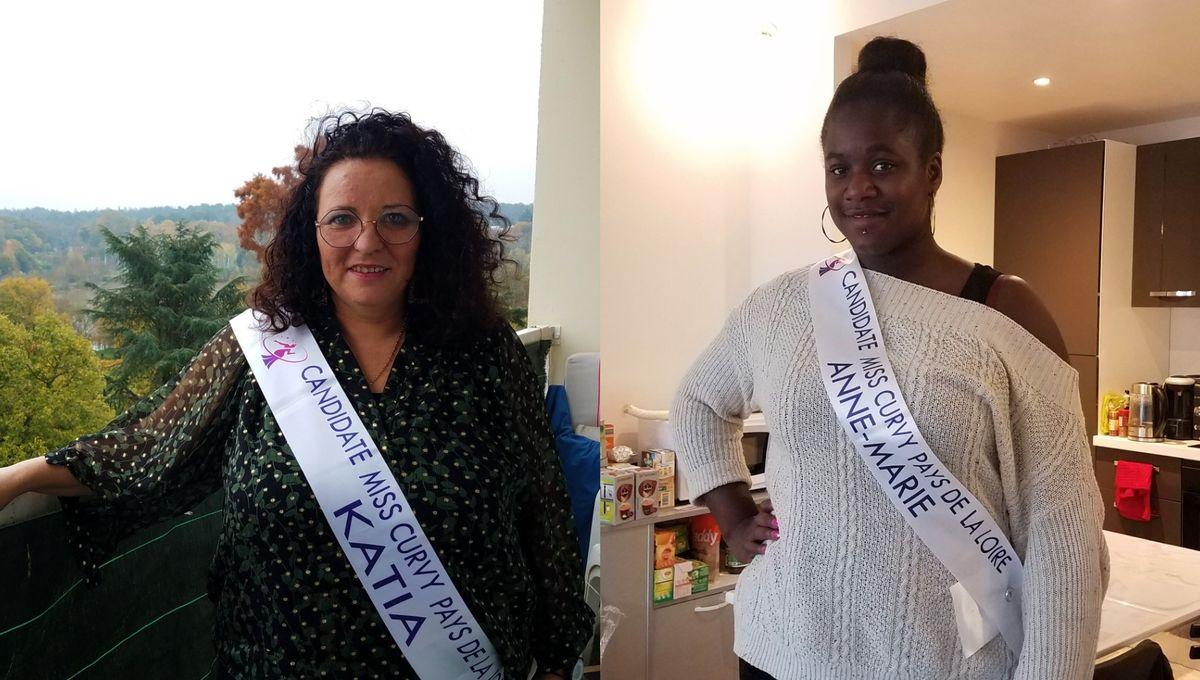 Deux Sarthoises en lice pour Miss Curvy Pays-de-la-Loire, un concours loin des clichés grossophobes
