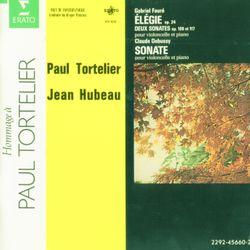 Sonate pour violoncelle et piano nº2 en sol min op 117 : 2. Andante - PAUL TORTELIER