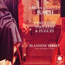 Toccata pour clavecin en mi min BWV 914 - BLANDINE VERLET