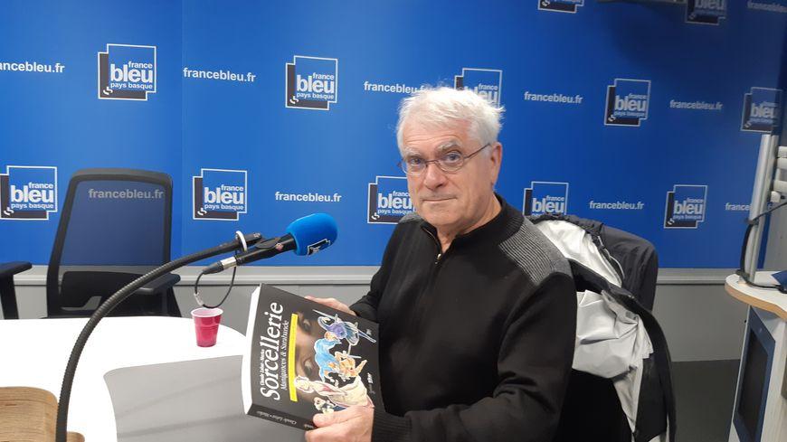 Claude Labat a fait des recherches pendant 10 ans pour cet ouvrage