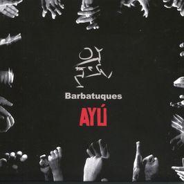"""Pochette de l'album """"Ayú"""" par Barbatuques"""