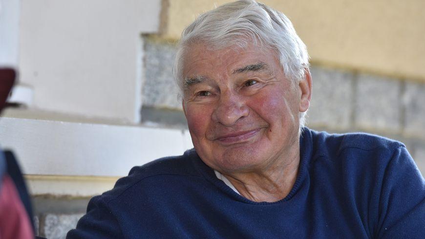 Raymond Poulidor est venu plusieurs fois dans les Landes, la dernière au printemps pour les 90 ans d'André Darrigade