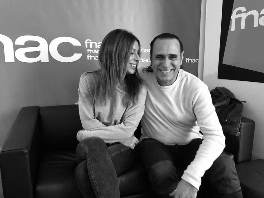 Rose et Adrien Mangano