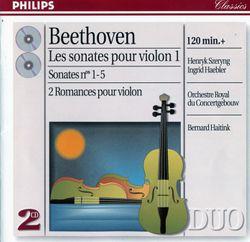 Sonate n°5 en Fa Maj op 24 (Le printemps) : Allegro - pour violon et piano - INGRID HAEBLER
