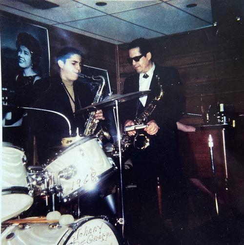 Joe & Tony Lovano
