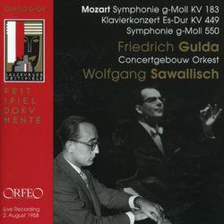 Concerto n°14 en mi bémol maj k 449 : allegro ma non troppo - FRIEDRICH GULDA