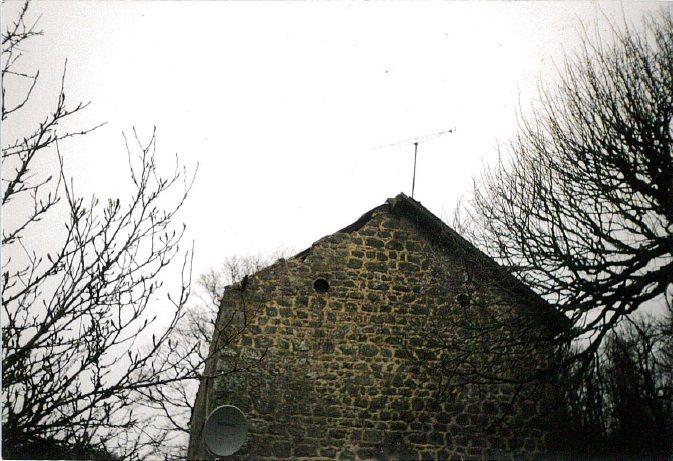 Le toit de Michèle Baubier s'est envolé