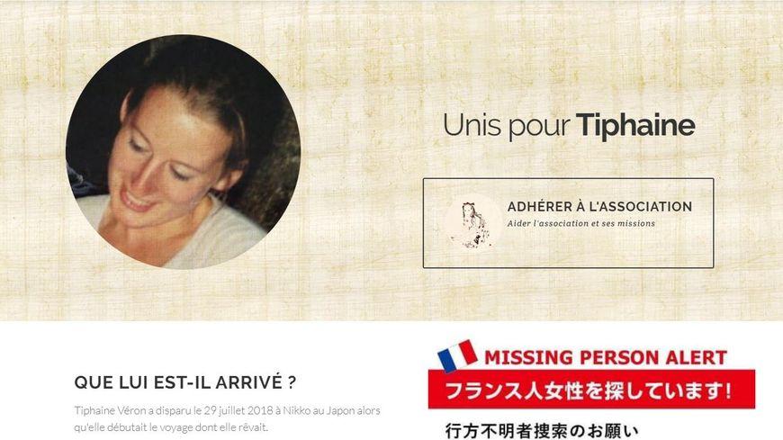 """La famille Véron a créé une association et un site internet """"Unis pour Tiphaine"""""""