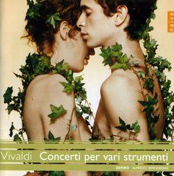 Concerto en Ut Maj RV 534 p 85 pour 2 hautbois cordes et basse continue : Allegro