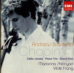 Trio avec piano en sol min op 8 : Allegro con fuoco - VILDE FRANG