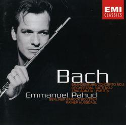 Concerto brandebourgeois n°5 en Ré Maj BWV 1050 : Allegro - EMMANUEL PAHUD