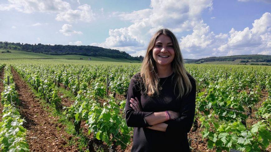 Morgane Suquet, l'une des trois associées. Sa famille est originaire de Pothières dans le Châtillonnais. Son arrière grand-père a donné son nom à la place Suquet de Dijon.
