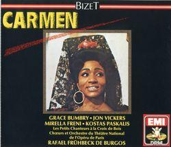 Carmen : C'est toi l'on m'avait avertie (Acte IV) Duo Carmen Don José et choeur - GRACE BUMBRY