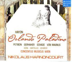 Orlando Paladino : Aure chete verdi allori (Acte II) Air d'Angelica - PATRICIA PETIBON