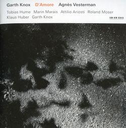 A pavin - arrangement pour viole d'amour - GARTH KNOX