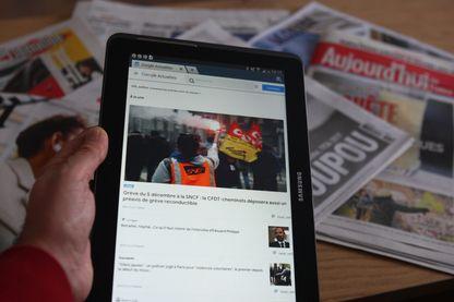 Captures d'écran sur les réseaux sociaux, la guerre est déclarée