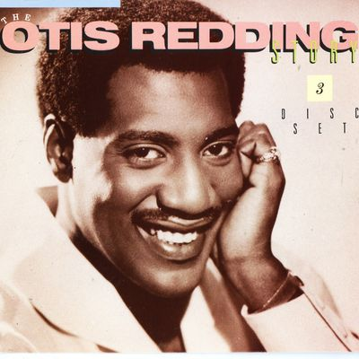 "Pochette pour ""Your one and only man - Otis Redding"""