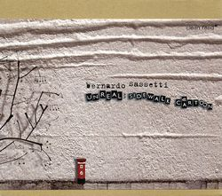 Sidewalk cartoons - Bernardo Sassetti