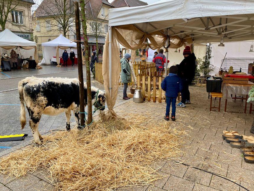 Cernay, marché de Noel et de l'an neuf