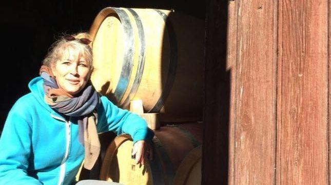Véronique Attard, la vigneronne du Mas Coris victime d'un important vol de bouteilles