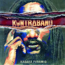 "Pochette de l'album ""Kontraband"" par Kabaka Pyramid"