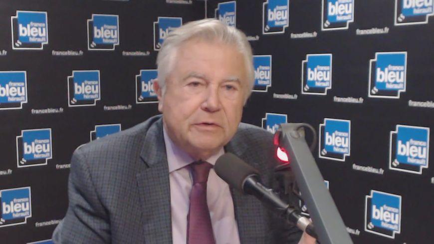 Jean-Pierre Grand, sénateur de l'Hérault