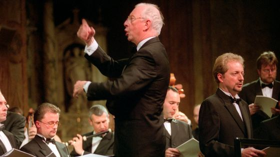 Les Arts Florissants et William Christie en 2001 / Concert  de Noël avec les Arts Florissants (Eglise st Louis en l'Ile, Paris 1980)