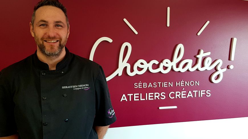 Sébastien Hénon, chocolatier