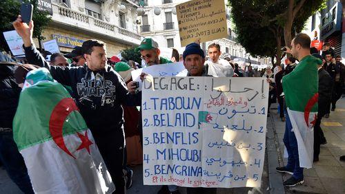 Un parfum nauséabond sur la fin de campagne présidentielle en Algérie