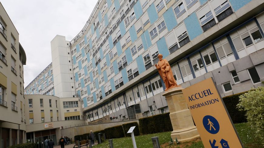 L'hôpital Bel-Air de Thionville