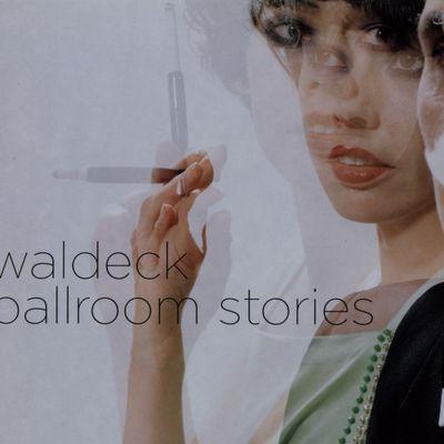 """Pochette de l'album """"Ballroom stories"""" par Waldeck"""