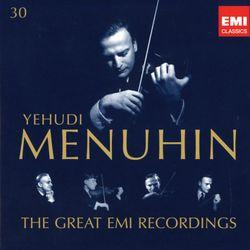 Symphonie espagnole en ré min op 21 - pour violon et orchestre : 2. Scherzando : Allegro molto - YEHUDI MENUHIN
