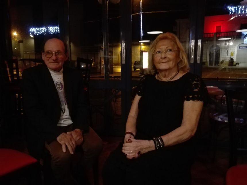 Jean-Claude et Jacqueline font connaissance
