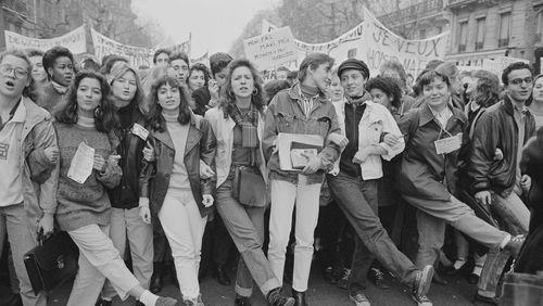 Profs et étudiants, des grèves qui ont une histoire