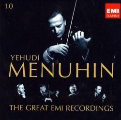Concerto en Ré Maj op 61 - pour violon et orchestre : 3 - Rondo : Allegro - YEHUDI MENUHIN