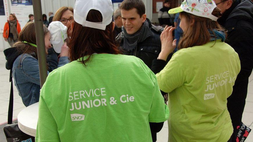 """Le service """"Junior et compagnie"""" a été supprimé sur tous les TGV Inoui du 20 au 24 décembre."""