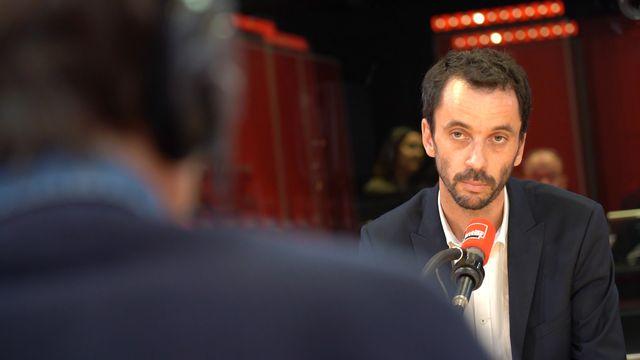 Luc Bronner, directeur des rédactions du Monde